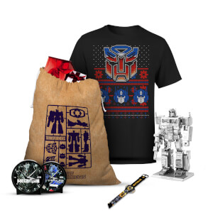 Transformers Officially Licensed Christmas Bundle