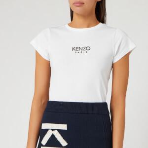 KENZO Women's Essential T-Shirt - White