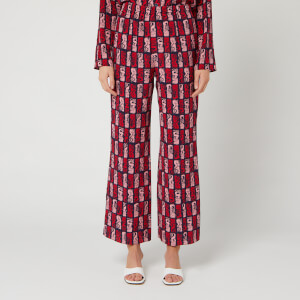KENZO Women's Pyjamas Pant - Midnight Blue