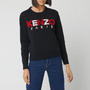 KENZO Women's Kenzo Paris Jumper - Black