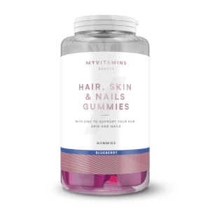 Hair, Skin and Nails Gummies Haj Gumivitamin