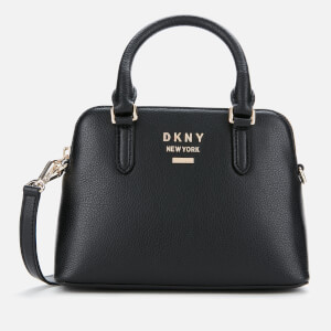 DKNY Women's Whitney Mini Dome Satchel - Black