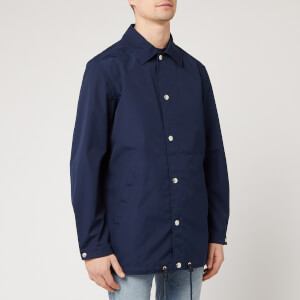 KENZO Men's Coach Jacket - Midnight Blue