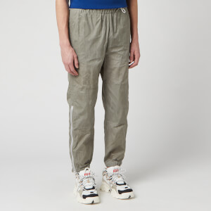 KENZO Men's Patched Jogger Pant - Taupe