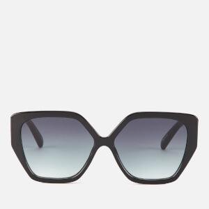 Le Specs Women's So Fetch Sunglasses - Blacksmoke