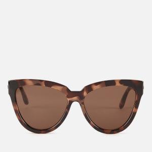 Le Specs Women's Liar Lair Sunglasses - Volcanic Tort