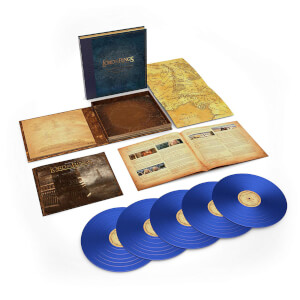 The Lord of the Rings: The Two Towers: The Complete Recordings LP Set