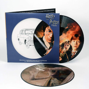 John Williams - Harry Potter And The Chamber Of Secrets Picture Disc