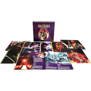 The Jimi Hendrix Experience - The Jimi Hendrix Experience (8-LP Vinyl Box Set) LP