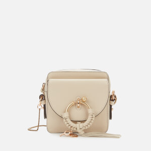 See By Chloé Women's Joan Mini Camera Bag - Cement Beige