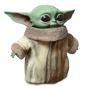 Mattel Star Wars: The Mandalorian The Child (Baby Yoda) 28cm Plüsch Figur