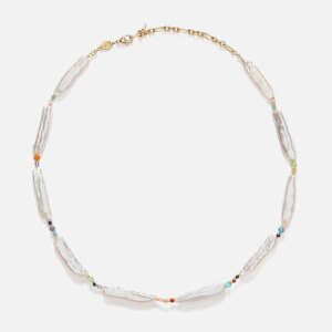 Anni Lu Women's Rock & Sea Necklace - Circus