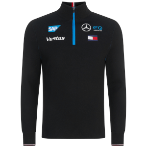 Black Replica Team Sweatshirt