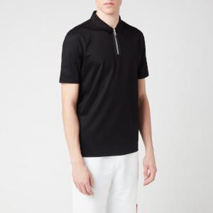 HUGO Men's Dolden Polo Shirt - Black