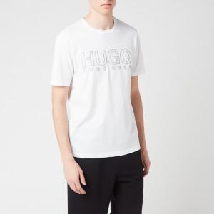 HUGO Men's Dolive-U202 T-Shirt - White