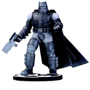DC Collectibles Batman Black & White Statue Armored Batman By Frank Miller