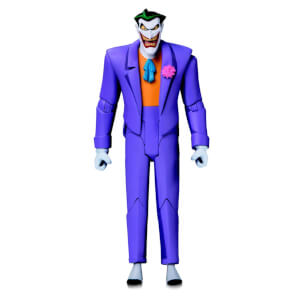 DC Collectibles Batman The Adventures Continues The Joker Action Figure