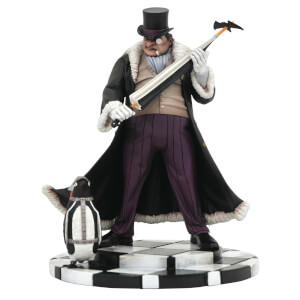Diamond Select DC Gallery Comic Penguin PVC Figure