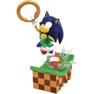Diamond Select Sonic Gallery Sonic PVC Statue