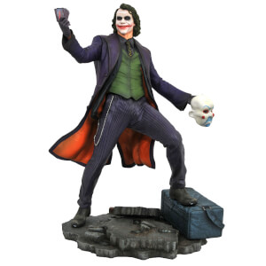 Diamond Select DC Gallery Batman Dark Knight Movie Joker PVC Figure