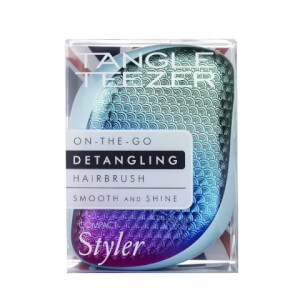 Tangle Teezer Compact Styler Detangling Hairbrush - Sundower