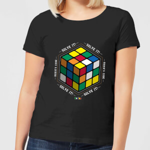 Solve It! Women's T-Shirt - Black