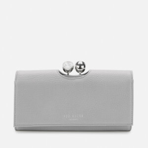 Ted Baker Women's Solange Twisted Crystal Bobble Matinee Purse - Grey