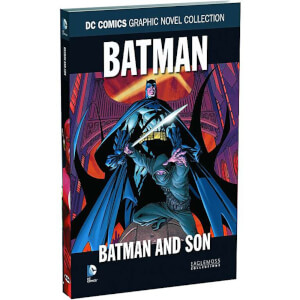 DC Comics Graphic Novel Collection - Batman: Batman and Son - Volume 6