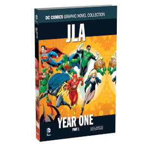 DC Comics Graphic Novel Collection - Justice League of America: Year One Part 1 - Volume 7