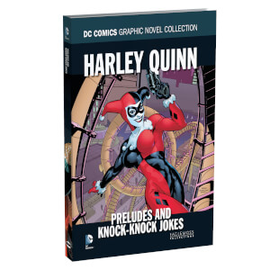 DC Comics Graphic Novel Collection - Harley Quinn: Preludes & Knock-Knock Jokes - Volume 9