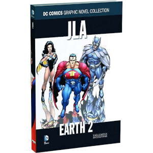DC Comics Graphic Novel Collection - Justice League of America Earth 2 - Volume 13