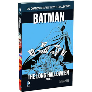 DC Comics Graphic Novel Collection - Batman: Long Halloween Part 1 - Volume 17