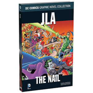 DC Comics Graphic Novel Collection - Justice League of America: The Nail Graphic Novel - Volume 24