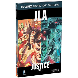 DC Comics Graphic Novel Collection - Justice League of America: Justice Part 1 - Volume 29
