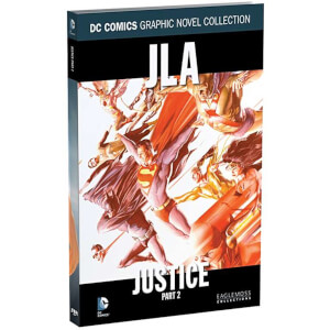 DC Comics Graphic Novel Collection - Justice League of America: Justice Part 2 - Volume 30