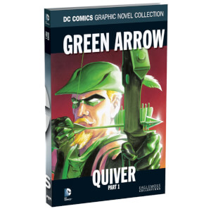 DC Comics Graphic Novel Collection - Green Arrow: Quiver Part 1 - Volume 37