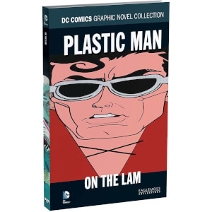 DC Comics Graphic Novel Collection - Plastic Man: On the Lam - Volume 44