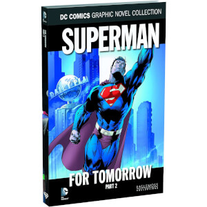 DC Comics Graphic Novel Collection - Superman: For Tomorrow Part 2 - Volume 55