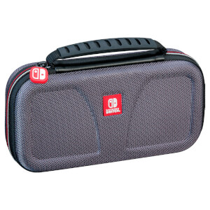 Nintendo Switch Lite Deluxe Traveller Case (Dark Grey)