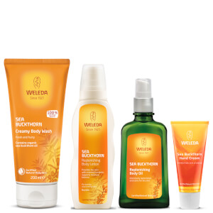 Weleda Intensive Hydration Body Quad