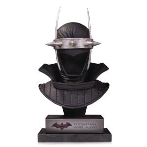 DC Collectibles DC Gallery Batman Who Laughs Cowl 1:2 Scale Replica Statue