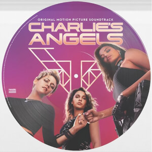 Charlie's Angels OST Picture Disc LP
