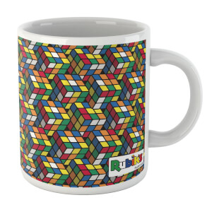 Rubik Repeat Pattern Mug