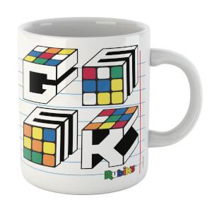 Geek Cube Lined Paper Mug