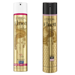 Elnett L'Oréal Paris Haarspray Leuchtkraft Luxuriöser Glanz / Color Schutz