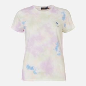 Polo Ralph Lauren Women's Painted T-Shirt - Pastel