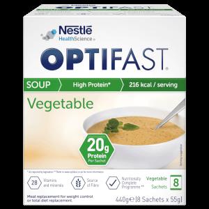 Soupes OPTIFAST - Saveur Légumes