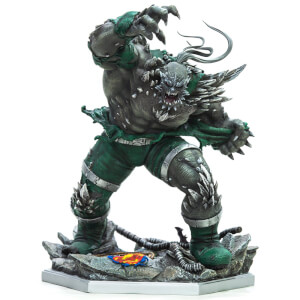 Iron Studios 1:10 Doomsday Deluxe Art Scale Statue - DC Comics Series 5 Event Exclusive