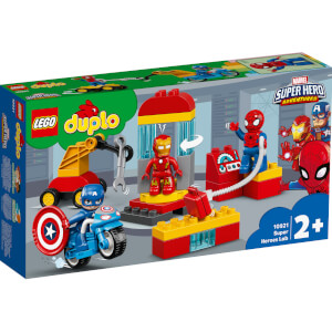 LEGO® LEGO® Marvel: Laboratorio de Superhéroes (10921)