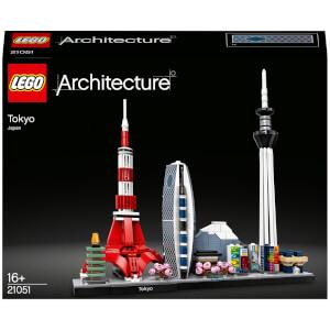 LEGO® Architecture: Tokio (21051)